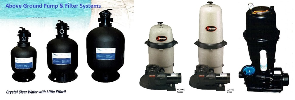 A/G Pump and Filter Systems