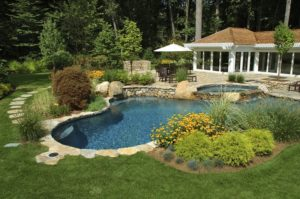 gunite pool design