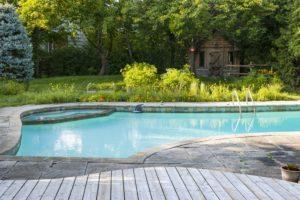 styles of inground swimming pools