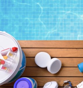 tips for using a home pool test kit